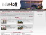 New Loft - Sociedade de Mediação Imobiliária, Lda. Home