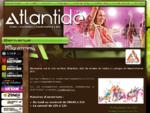 Club de remise en forme, cours de fitness à Limoges (87) New Atlantide - Accueil