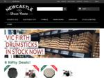 Drum Kits, Drum Kit, Drum Kits for Sale, Cymbals, Newcastle Drum Centre