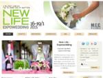 NEWLIFE EXPOWEDDING - Μια μοναδική έκθεση κοινού για το γάμο και τη βάπτιση