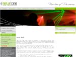 New tone | Garso ir šviesos technika, renginių organizavimas
