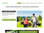 NexGolf - Ajanvaraus- ja hallintajärjestelmä
