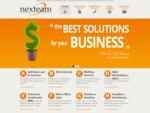 Nexteam - Creazione e Restyling, Booking Engine, Sviluppo Software