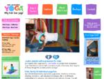 Kids Families Yoga - NGY Yoga Classes San Diego New York - Kids Yoga Teacher Training - Yoga ...