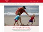 NFD, The National Foundation for the Deaf, is a New Zealand charity working for the hearing impair