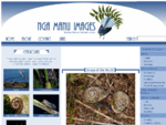 Nga Manu Nature Reserve Images, Conservation, Photographs, Gallery, Library, Animals, Flora an