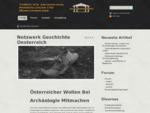 Netzwerk Geschichte Österreich