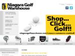 Niagara Golf Warehouse Logo