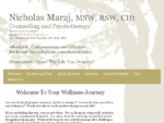 Nicholas Maraj Counselling and Coaching Services