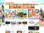 Nickelodeon | Séries, Jogos, Vàdeos e Notàcias | Nickelodeon Portugal