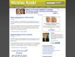 Nicklas Koski