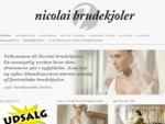 Nicolai Brudekjoler - se 2013 kollektionen i brudekjoler, gallakjoler og konfirmationskjoler