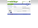 NIFTY Equipements - Nacelle élévatrice tractable, automotrice, sur chenilles
