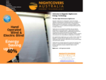 Night Covers Australia Refrigeration Night Blinds