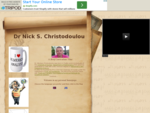 Nick Christodoulou Home Page