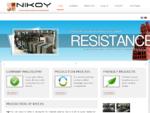 Τούβλα Ηπείρου NIKOY AEBE Παραγωγή - Εμπορία Τούβλων | Κορύτιανη - Παραπόταμος Θεσπρωτίας