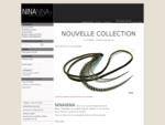 NINANINA. FR - Bijoux et accessoires faits-main - modèles uniques