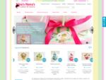 Ninas Nenas Cakes More | Χειροποίητα Δώρα και Μωρότουρτες