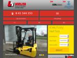 Krautuvai ir statybinė technika pardavimas, nuoma, servisas | Nirlita UAB