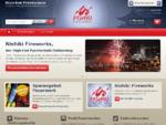 Nishiki Fireworks | Online Shop für Profi-Feuerwerker Pyrotechniker