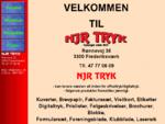 NJR TRYK - Tryksager, Frederiksværk, Hundested, Halsnæs