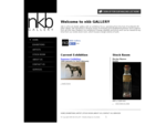 nkb Gallery - Auckland fine art dealer