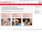 NobelSmile - Aiempaa parempi hampaiden kunto ja kauniit hymyt