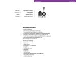 NO Frame - paslaugos - Internetiniai sprendimai, Dizaino paslaugos