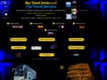NOLEGGIO AUTOBUS, PULLMAN, AUTOVETTURE-BUS TRAVEL SERVICE ROMA ITALIA