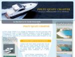 NoleggioBarcheSardegna. com By Poltu Quatu Charter