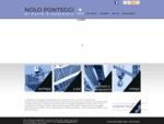 Nolo Ponteggi - Piattaforme e scale aeree - Senise - Potenza - Visual Site