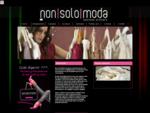 Negozio abbigliamento - Frosinone - NON SOLO MODA