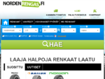 Renkaan ja vanteen, säästä jopa 70 | NordenRengas. fi