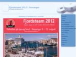 Velkommen til Fjordsteam 2012 i Stavanger