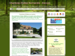 Chambres d'hotes Alenccedil;on, Normandie | Chambres d'hotes Normandie - Alencon