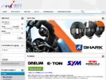 Internett butikk med motorsykkel deler og utstyr til gode priser. Merkevarer fra de største produse