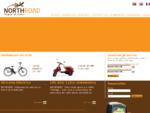 NorthRoad | Aluguer de Motos, Scooters, Bicicletas | Passeios