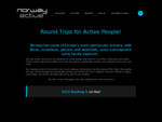 Norway Active - Round Trips for Active People!