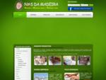 Nà³s da Madeira - Usando a madeira como a natureza criou