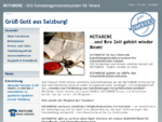 NOTABENE - DAS Kanzleiorganisationssystem für Notare