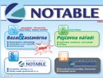 Notable - Bazar zastavárna, půjčovna nářadí, ready-made společnosti, zakládání společností