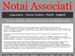 Notaio Roma - Velletri | Notai Associati CPP | Studio Notarile