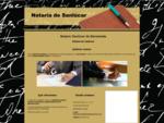Notario Sanlúcar de Barrameda - Notaría de San Lúcar
