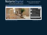 Notario Digital | Software para Notarias