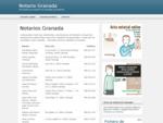 Notario Granada