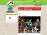 Not So Bigband van Jeugd en Muziek Antwerpen - home - Jeugd en Muziek