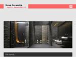Nova Ceramica | Θέρμανση | Είδη Υγιεινής | Υδραυλικά | Δομικά Υλικά