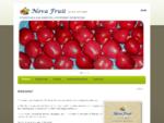 NovaFruit | Εμπορία και Συσκευασία Αγροτικών Προϊόντων