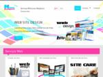 Web Design, Criação de sites, Desenvolvimento de sites dinâmicos, Alojamento de sites, registo de ...