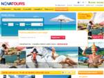 NOVATOURS - puhkuse- ja kultuurireisid, suusareisid, viimase hetke reisid nbsp;ja eripakkumised.
